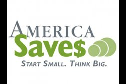 America saves logo.