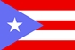 Illustration of the Puerto Rican Flag