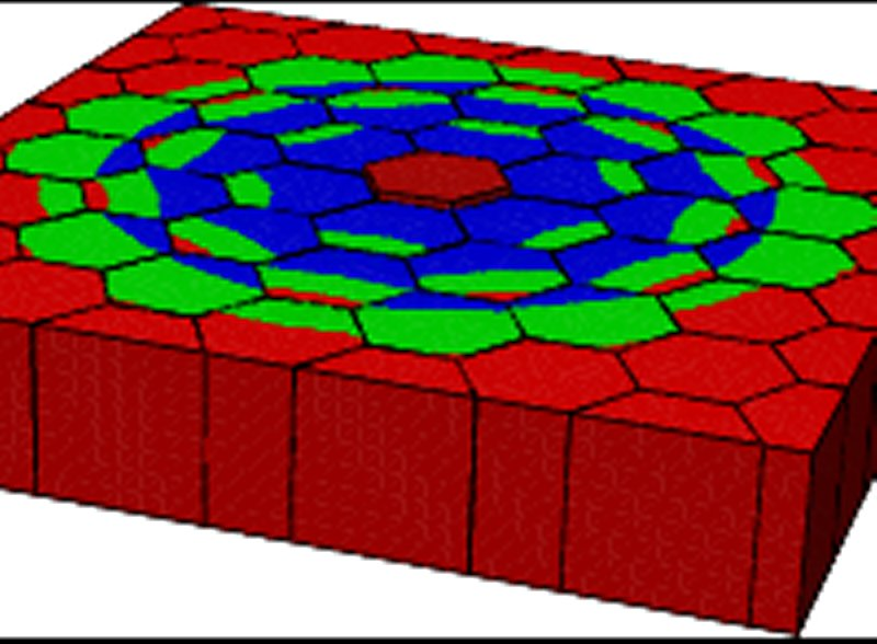 Image from an NSF Materials Research Science and Engineering Center (MRSEC).