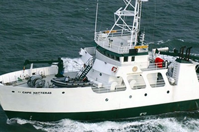 Research vessel Cape Hatteras