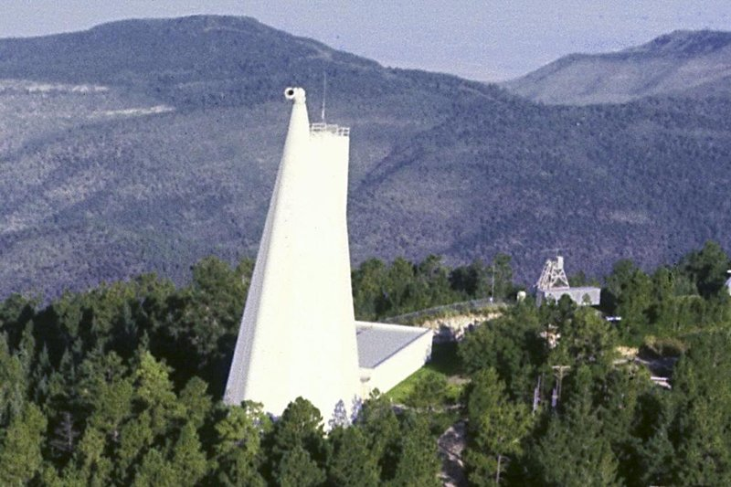 Image result for the dunn solar telescope