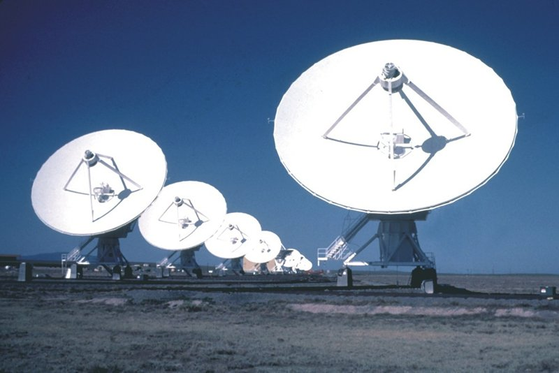 photo of Very Large Array